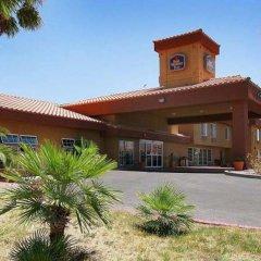 Отель Best Western Plus Las Vegas West вид на фасад