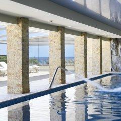 Отель Ikaros Beach Resort & Spa бассейн