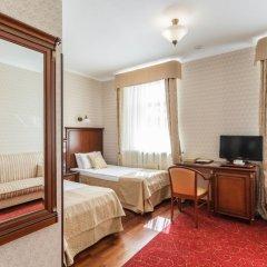 Гостиница Аркадия 4* Улучшенный номер разные типы кроватей фото 12