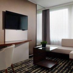 Zurich Marriott Hotel 5* Полулюкс с различными типами кроватей фото 3