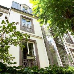 Отель Le Hameau de Passy Франция, Париж - отзывы, цены и фото номеров - забронировать отель Le Hameau de Passy онлайн вид на фасад фото 2