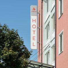 AMEDIA Hotel Dresden Elbpromenade фото 4