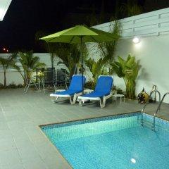 Отель Casa Bianca Кипр, Протарас - отзывы, цены и фото номеров - забронировать отель Casa Bianca онлайн бассейн фото 5