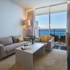 Отель Vidamar Resort Madeira - Half Board Only 5* Номер категории Премиум с различными типами кроватей фото 2