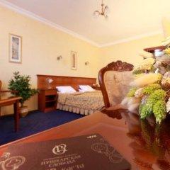 Гостиница Пушкарская Слобода 5* Люкс с различными типами кроватей фото 2