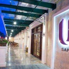 Отель U Sapa Hotel Вьетнам, Шапа - отзывы, цены и фото номеров - забронировать отель U Sapa Hotel онлайн вид на фасад фото 3