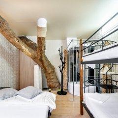 Хостел Астра на Арбате Семейный номер категории Эконом с различными типами кроватей (общая ванная комната) фото 7