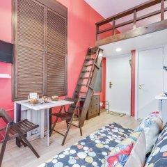 Апартаменты Sokroma Глобус Aparts Студия с двуспальной кроватью фото 2