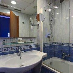 Grand Hotel Tiberio 4* Улучшенный номер с различными типами кроватей фото 9