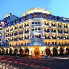 Hotel Majestic Saigon 4* Улучшенный люкс с различными типами кроватей