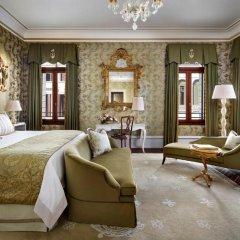 The Gritti Palace, A Luxury Collection Hotel 5* Номер Giglio Prestige с различными типами кроватей фото 2