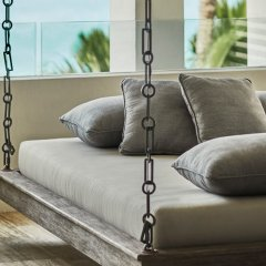 Отель Four Seasons Resort and Residence Anguilla 5* Вилла Beachfront с различными типами кроватей фото 8