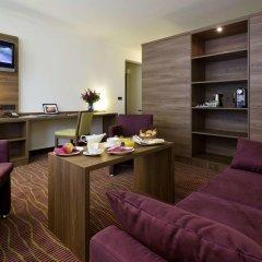 Quality Hotel Antwerpen Centrum Opera 4* Представительский номер с различными типами кроватей фото 3