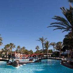 Playasol Aquapark & Spa Hotel бассейн
