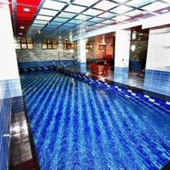 Отель Happy Inn бассейн
