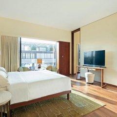 Отель Park Hyatt Zurich 5* Люкс Park с различными типами кроватей фото 5