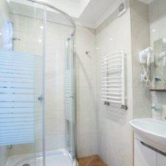 Гостиница Аквамарин ванная