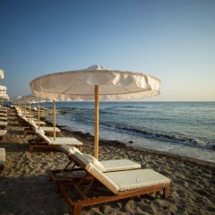 Отель Mitsis Laguna Resort & Spa пляж фото 2