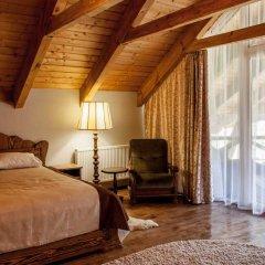 Гостиница Лесная Усадьба комната для гостей фото 4