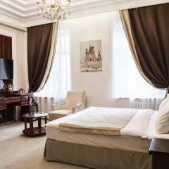 Гостиница Садовническая 5* Люкс с двуспальной кроватью