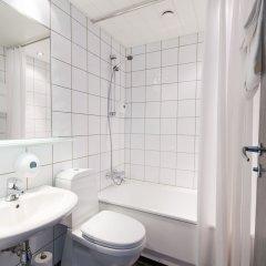 Отель Stryn Hotell ванная