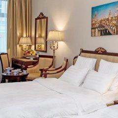 Гостиница The Rooms 5* Стандартный семейный номер с различными типами кроватей фото 4