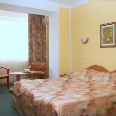 Гостиница «Август» комната для гостей фото 4