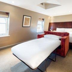 Отель Radisson Blu Edwardian Sussex 4* Стандартный семейный номер с различными типами кроватей