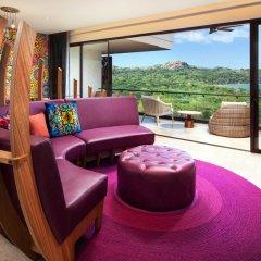 Отель W Costa Rica - Reserva Conchal 3* Люкс Fantastic ocean с различными типами кроватей