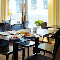 Отель Scandic Norra Bantorget в номере