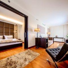 Continental Hotel Budapest 4* Люкс с различными типами кроватей
