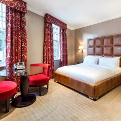 The Edwardian Manchester, A Radisson Collection Hotel 4* Люкс с двуспальной кроватью фото 8