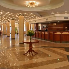 Hotel Riviera Beach — All Inclusive интерьер отеля