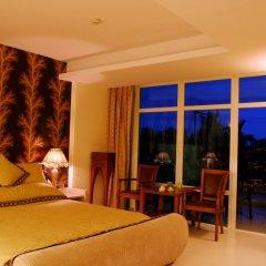 Отель Sanya Huayuan Hot Spring Sea View Resort комната для гостей фото 4