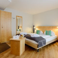 AMEDIA Hotel Dresden Elbpromenade комната для гостей фото 4