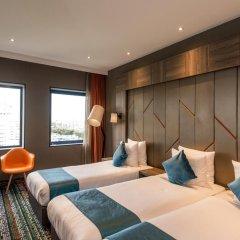 Отель XO Hotels Couture Amsterdam 4* Стандартный номер с различными типами кроватей фото 4