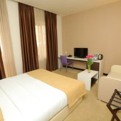 Май Отель Ереван 3* Стандартный номер разные типы кроватей фото 2