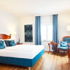 Отель Prinzregent München Германия, Мюнхен - отзывы, цены и фото номеров - забронировать отель Prinzregent München онлайн комната для гостей фото 6