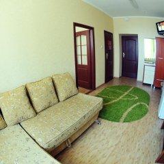 Гостиница Коралл комната для гостей фото 3