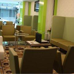 Отель Citin Pratunam Bangkok By Compass Hospitality Бангкок интерьер отеля