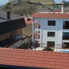 Гостиница Фрегат Судак балкон фото 2