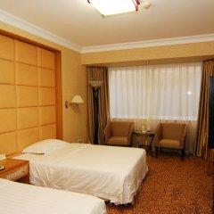 Отель Beijing Ping An Fu Hotel Китай, Пекин - отзывы, цены и фото номеров - забронировать отель Beijing Ping An Fu Hotel онлайн комната для гостей фото 9