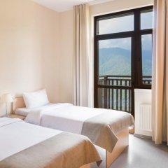Гостиница Riders Lodge 2* Стандартный номер с 2 отдельными кроватями фото 3