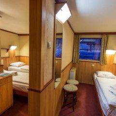 Fortuna Boat Hotel and Restaurant 3* Стандартный номер-кабина с различными типами кроватей фото 3