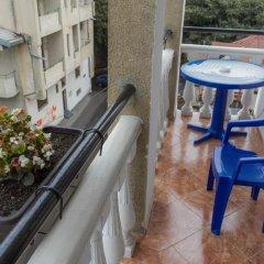 Отель Gelens Тбилиси балкон
