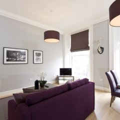 Апартаменты Destiny Scotland - George IV Apartments комната для гостей фото 8