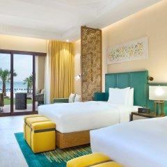 Отель DoubleTree by Hilton Resort & Spa Marjan Island комната для гостей фото 6