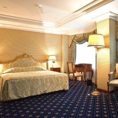Гостиница Золотое кольцо 5* Президентский семейный люкс с разными типами кроватей фото 5