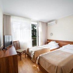 Парк-Отель и Пансионат Песочная бухта 4* Стандартный номер с 2 отдельными кроватями фото 3