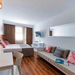 Отель Aparthotel Ponent Mar Студия комфорт с различными типами кроватей